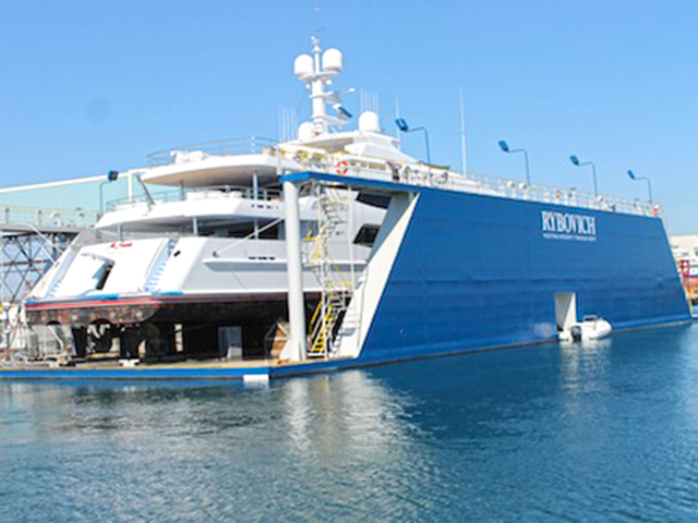 TissoT Yachts Switzerland Operational management vessel