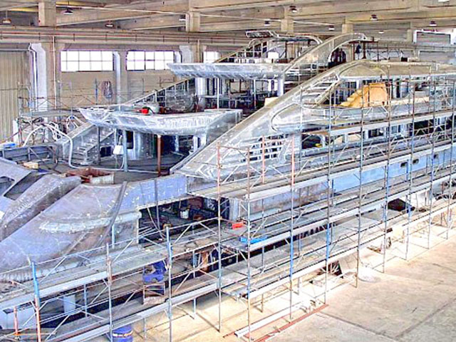 TissoT Yachts Construction Switzerland